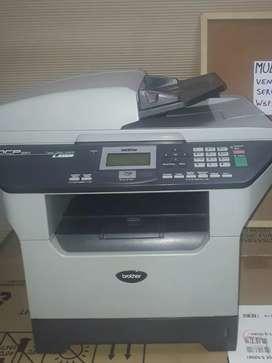 Fotocopiadora doble faz brother 8480