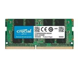 Memoria Ram Ddr4 8g Compatible Portátil Y Aio
