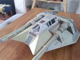 STAR WARS - nave - Aerodeslizador T-47 Snowspeeder de Luke Skywalker