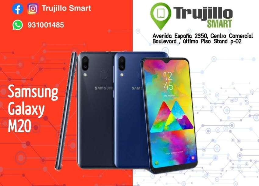 Samsung Galaxy M20 32gb, Garantía 1 Año 0