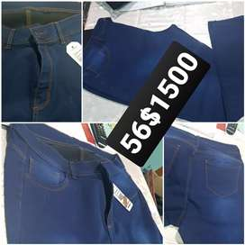 TALLE ESPECIAL JEANS MUJER