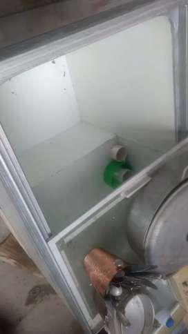 Vendo congelador indufrial