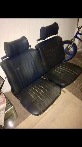 Bmw e10 asientos
