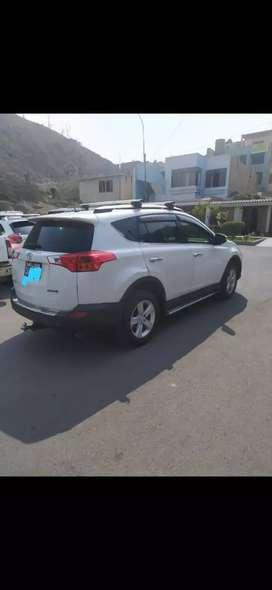 Toyota RAV4 automática 2013