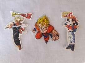 Figuras Calcos Dragon Ball Z & GT Excelentes!!!