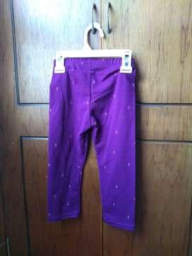 Pantalón para niña 12-18 meses