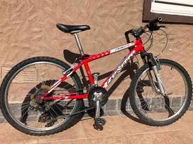 Bicicleta Zenith Rodado 24