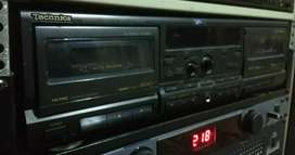 Cassettera technics RD-TR 575 japan