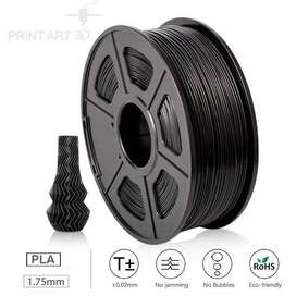 Filamento pla premium 3d 1.75mm 1 kg