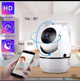 camara seguridad 1440p 2k alta resoluciónWIFi 360 Robótica con seguimiento inteligente