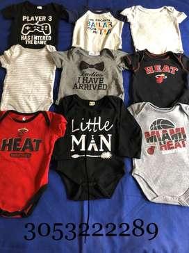 Ropa americana para beb de 3 a 12 meses