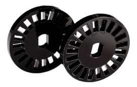 Disco Encoder En Acrilico Negro 3mm