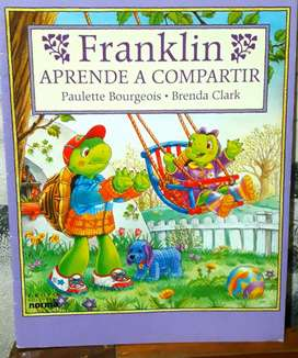 "Cuentos Educativos ""Franklin aprende a compartir"""