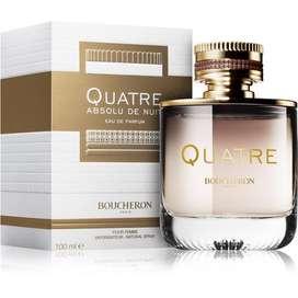 Perfume Boucheron Quatre Absolu De Nuit Edp 100ml Mujer Eros