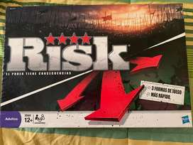 Juego de mesa Risk moderno y mejorado