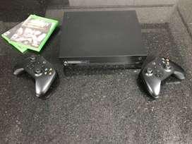 Xbox one X 1Tera