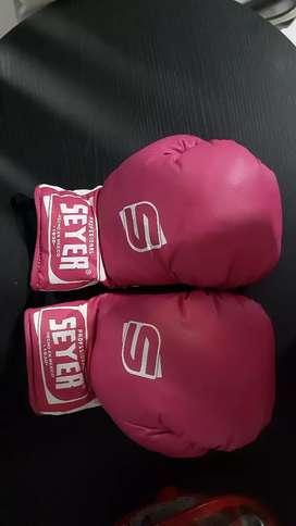 Guantes de boxeo seyer