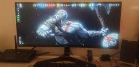 "Monitor Gaming - Diseño - Trabajo 34"" LG 34UC79G 2560x1080 Ultrawide 144Hz Gamer/Diseño/Trabajo"