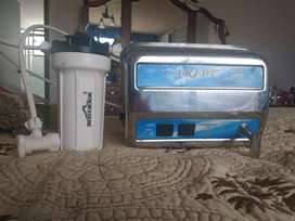 Ozono purificador de agua, usado segunda mano  Galerías