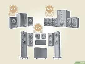 Instalación, mantenimiento de sistemas de sonido