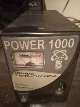 Estabilizador de corriente