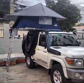 Carpas Para Techo o camping