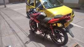 Vendo moto handa