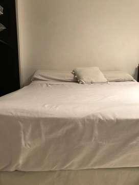 alojamiento por 1 dia ,1 noche semana  centro Juan b justo 2/4 personas wifi gratis