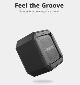 altavoz Tronsmart Groove Force Mini con Bluetooth 5.0  a prueba de agua IPX7 con autonomía de 24 horas