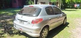 VENDO Peugeot 206 1.9 premiun 2008