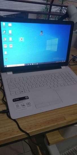 Notebook Hp 15-bs007la Intel N3710 4gb 1tb 15,6 Win 10
