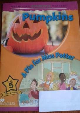 Pumpkins, A Pie For Miss Potter