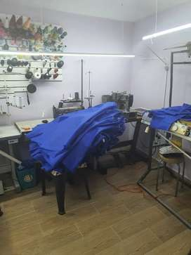 Necesito costurera máquinas industriales para fábrica de ropa