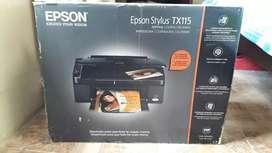 Se vende impresora multifuncional Marca Epson como nueva