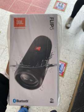 Parlante JBL Flip 5 Original 100% Nuevos Sellados Garantia Bluetooth