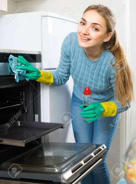 sevicio domestico - limpieza