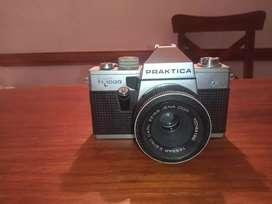 Praxtica super TL1000 cámara fotográfica