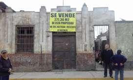 VENDO TERRENO EN CDRA. 1 DE. JR. GAMARRA
