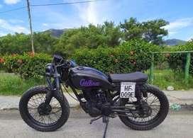 Vendo moto customizada