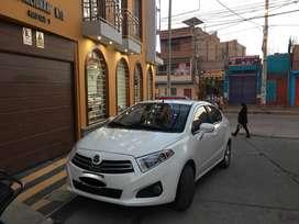 vendo auto brillance H230 año 2015