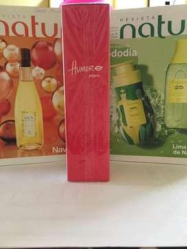 Perfume humor proprio ( rosa) EN OFERTA