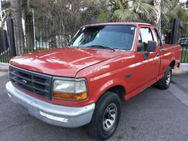 VENDO FORD F100 1997 TURBO DIESEL 2,5CC