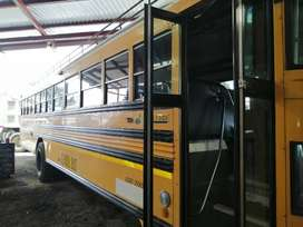 Se vende bus Blue Bird Visión modelo 2007