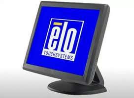 Vendo monitor Elo tactil