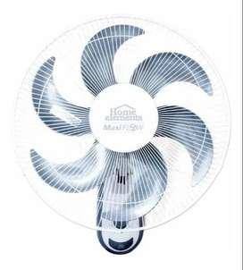 Ventilador Home Elements Maxi Flow Pared 16 Pulgadas