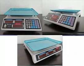Balanza electrónica 40 kg