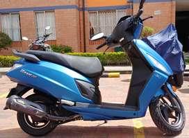 Motocicleta Hero Dash 125 modelo 2020