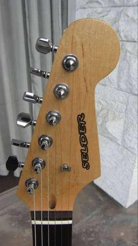 Guitarra Eléctrica - Made in Japan