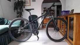 Bicicleta De Montaña Gw Scorpion Rin 29, Cambios Shimano 7 Velocidades