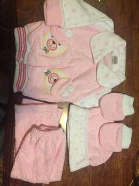 Ropa termica bebe, regalos bebe